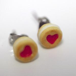 Kawaii Cute Miniature Food Earrings..